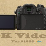 Panasonic GH4: Priced at $1,698.00, Coming April 30th