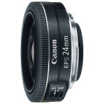 Canon 24mm STM F/2.8 Release Date: November 14th.